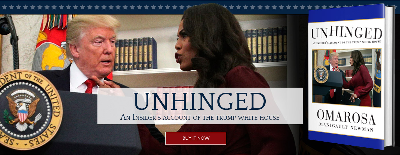 Unhinged by Omarosa Manigault Newman